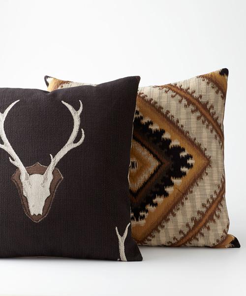 all montana pillows - Western Decor