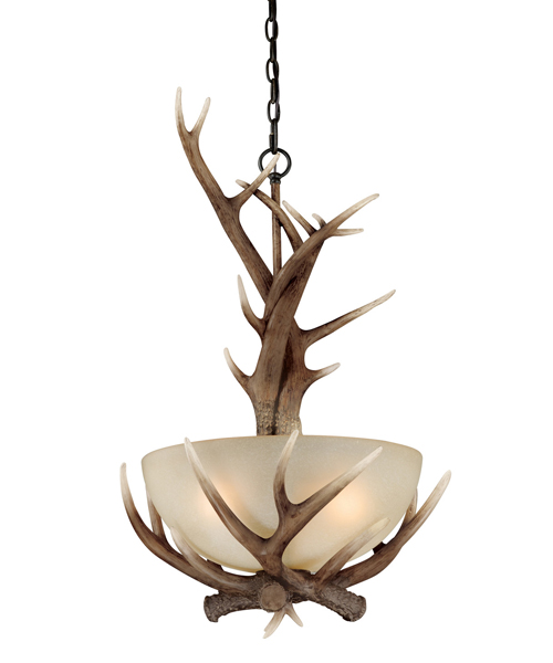 Rustic pendants chandeliers rustic pendant lighting antler pendant mozeypictures Image collections