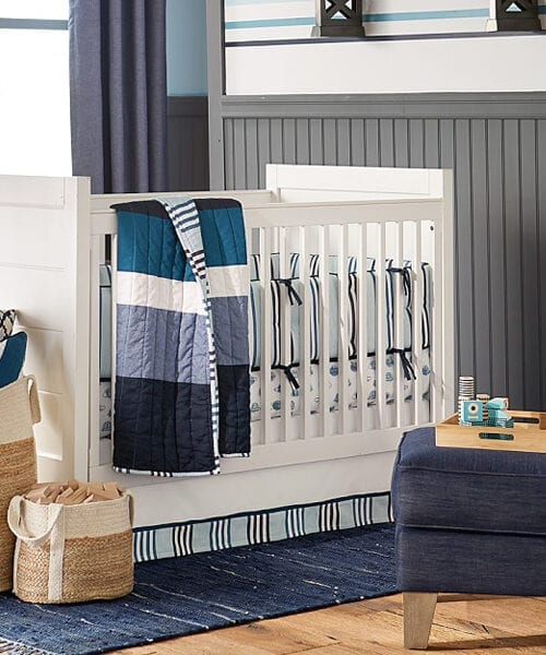 Baby Boys Bedding Collection