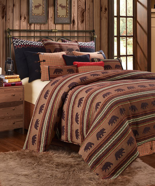 Bayfield Lodge Bedding