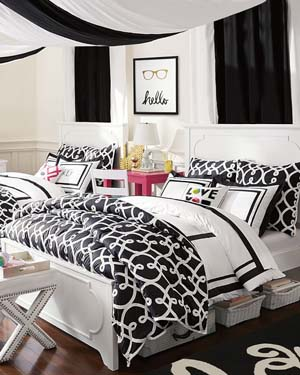 Kids Duvet Covers - Trellis Collection