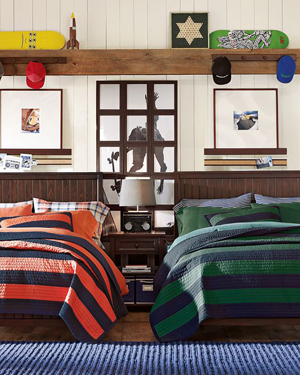 Boys Quilt Bedding