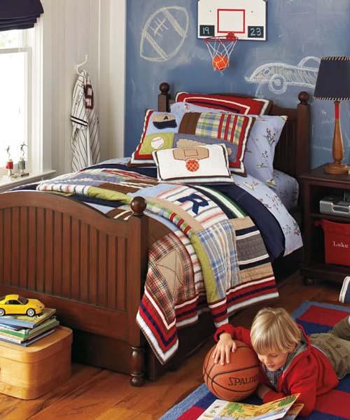 Kids Sports Bedding Junior Varsity Sports Quilt