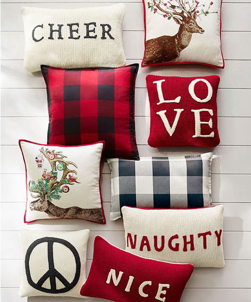 Buffalo Check Plaid Pillow Buffalo Check Decor