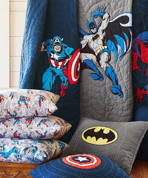 Captain America Bedding