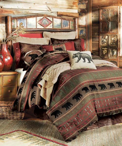 Carstens Bear Bedding