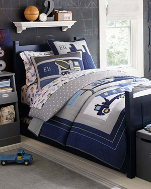 Construction Bedding