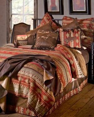 Cowboy Bedding