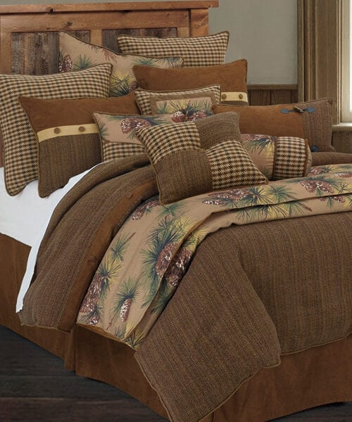 Crestwood Pinecone Bedding