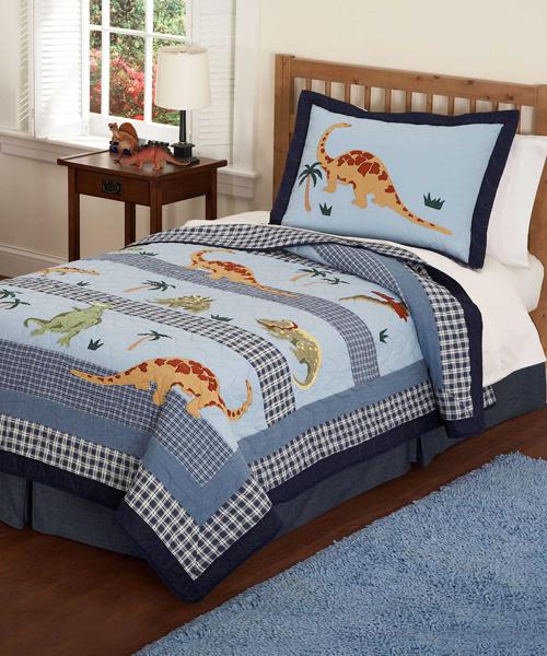 Dino Dave Dinosaur Bedding Set