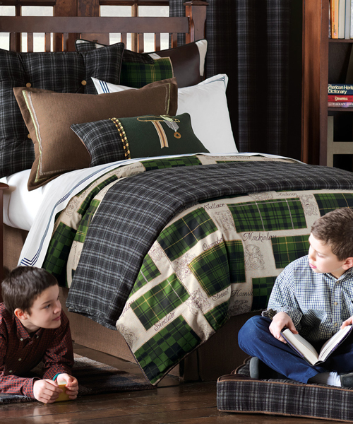Eastern Accents Boys Designer Bedding