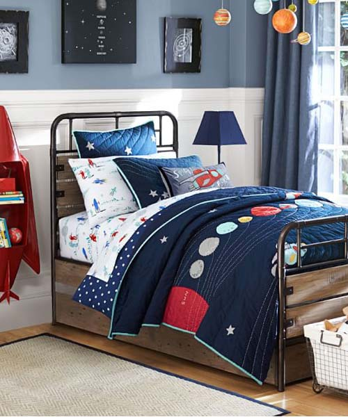 Eric Outerspace Bedding