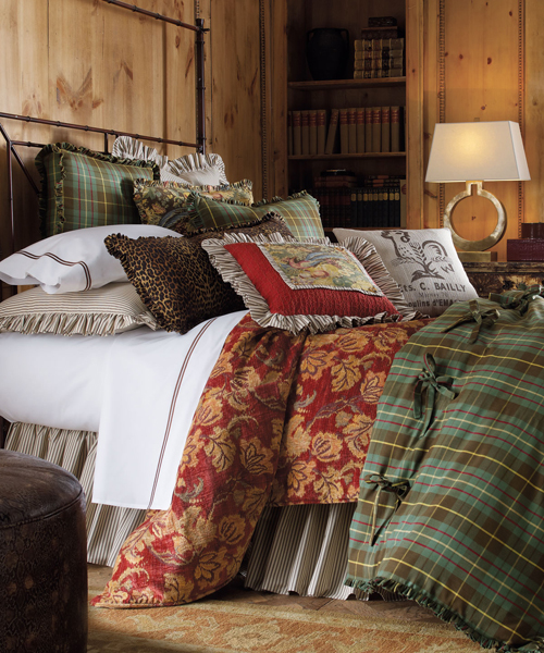 All Rustic Bedding & Bath