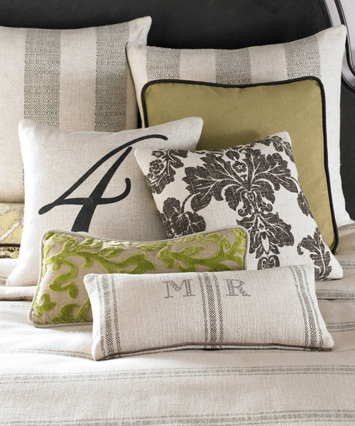 french laundry toile bedding set