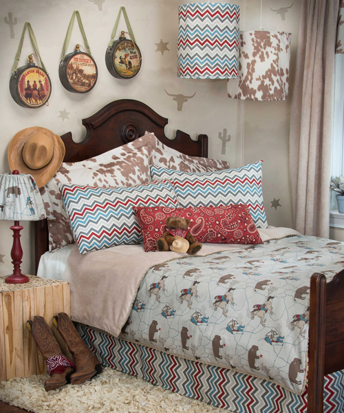 Glenna Jean Little Boys Western Bedding