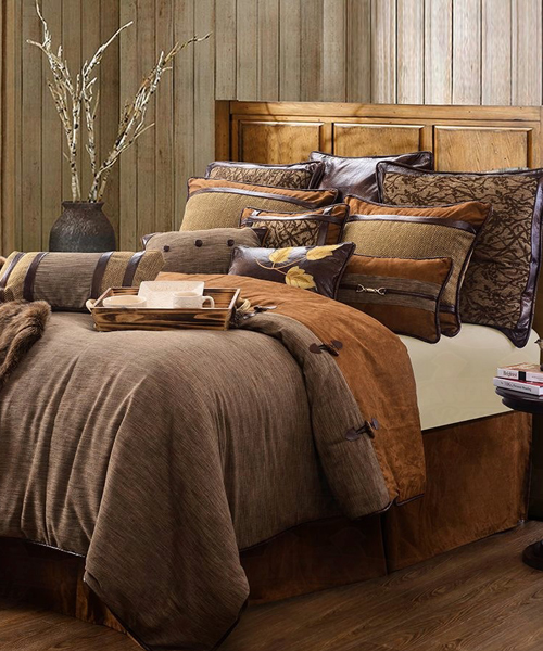 Highland Lodge Bedding