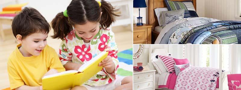 Kids Bedding & Room Decor