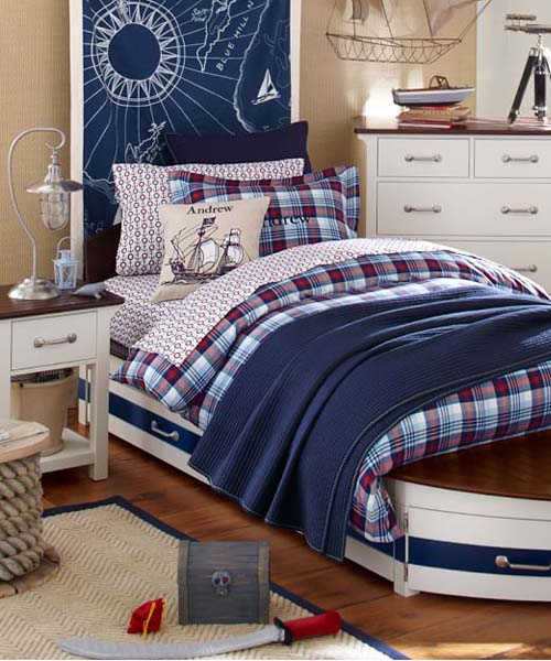 Kingston Boys Twin Quilt