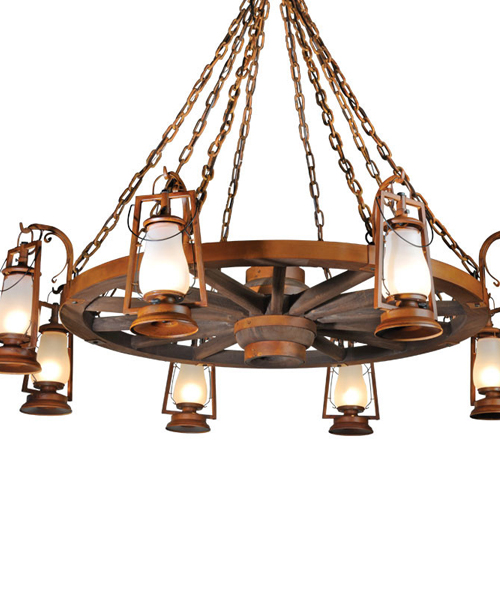 Rustic chandeliers farmhouse lodge cabin lighting lantern chandelier mozeypictures Gallery