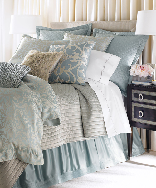 Lili Alessandra Contemporary Luxury Bedding