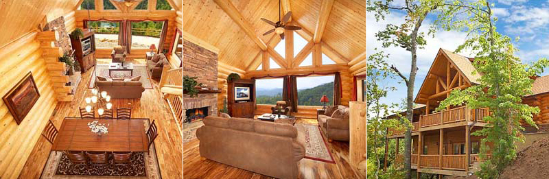 Log Home Packages Amp Kits By Canadian Log Homes