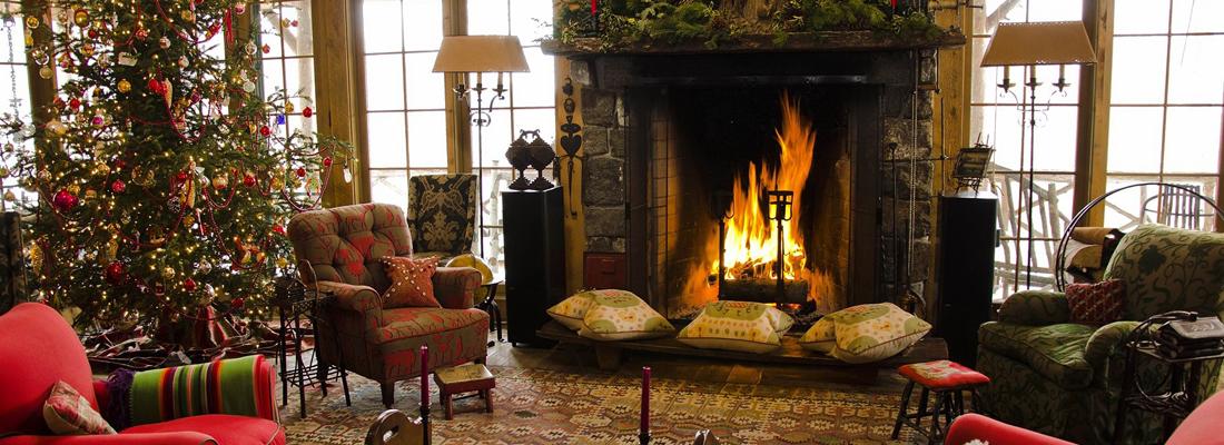 Log Homes & Rustic Decor