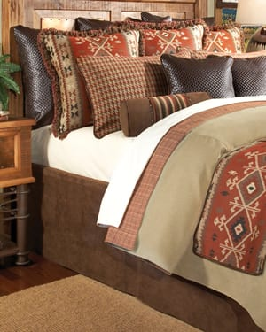 Luxury Cabin Bedding