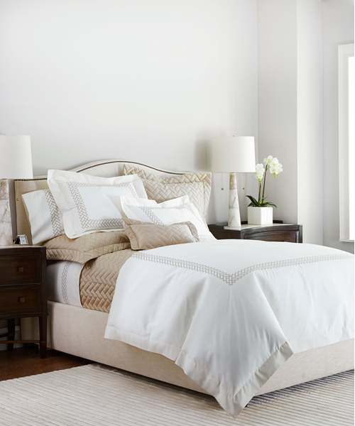 Matouk Embroidered Luxury Bedding