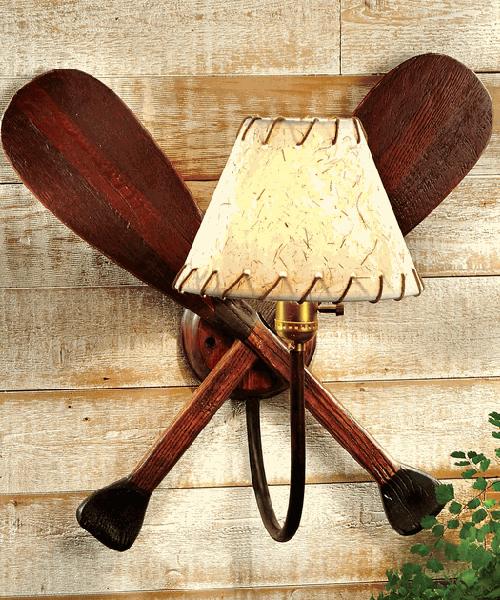 Paddle Wall Lamp