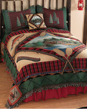 Rustic Bedding, Cabin Bedding & Lodge Bedding Sets : quilts and bedding - Adamdwight.com