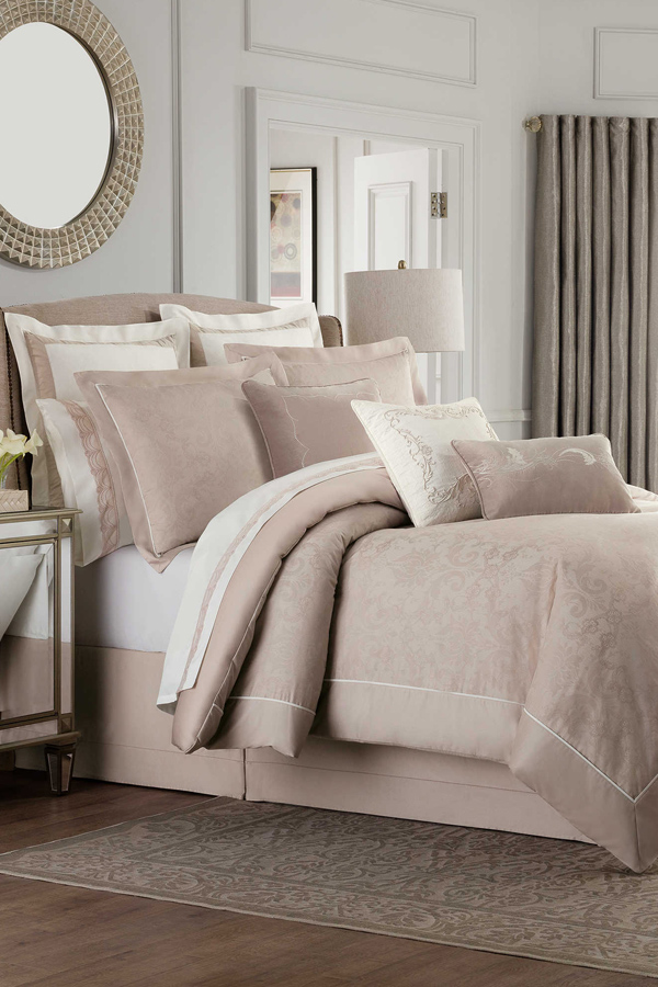 Earthtone Bedding