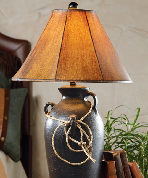 Southwestern Lamp
