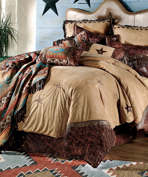 Starlight Trails Bedding