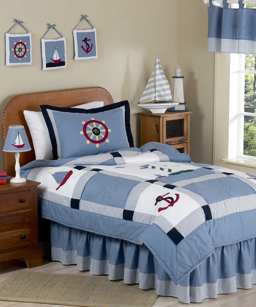 JoJo Kids Nautical Bedding