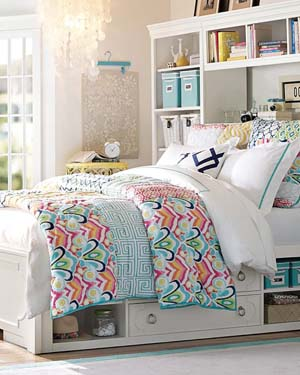Teen Bedding for Girls Tropical