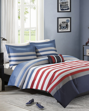 Kids Bedding | Girls & Boys Comforters, Quilts & Bedding Sets : boys quilt cover sets - Adamdwight.com
