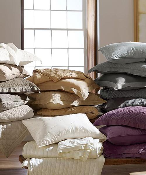 Washed Velvet Quilts