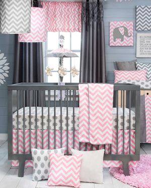 All Baby Girl Crib Sets