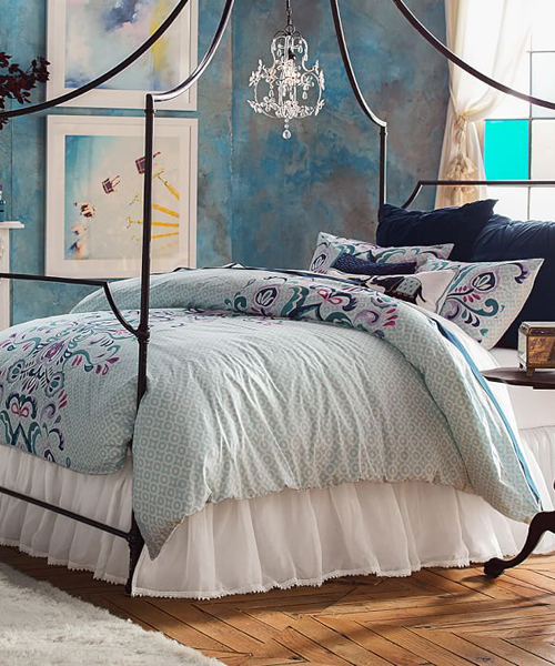 Bohemenian Vine Tween Duvet Cover
