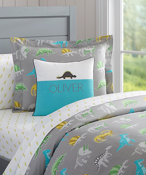 Boys Dinosaur Bedding