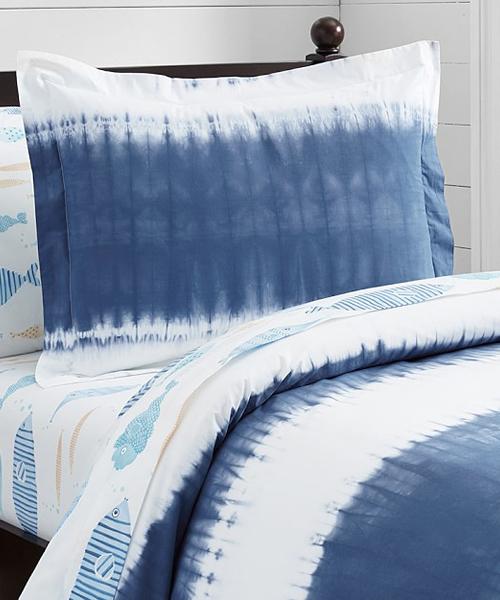 Boys Tie Dye Bedding
