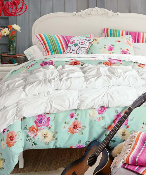 Bright Girls Bedding Junk Gypsy