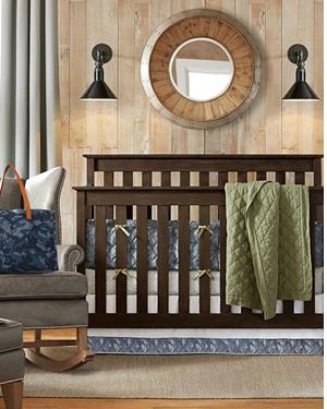 Camo Crib Bedding
