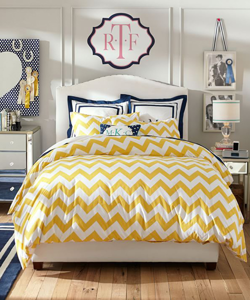 Chevron Duvet Cover