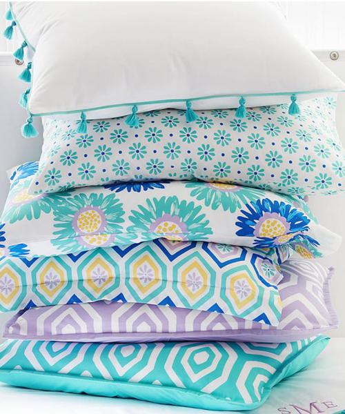 Diamond Pop Girls Modern Bedding