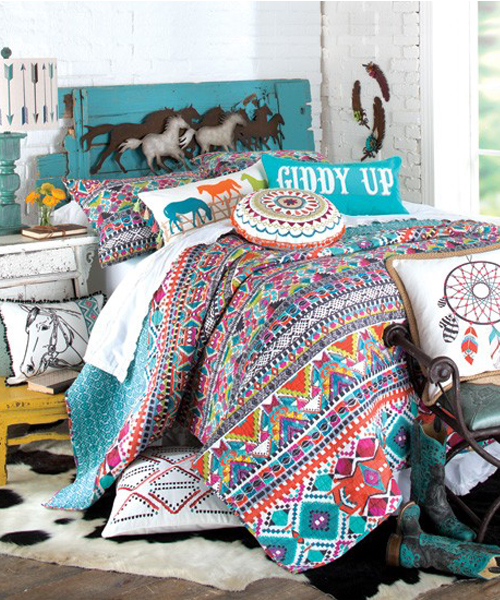 Teen Cowgirl Bedding Western Bedding For Tweens