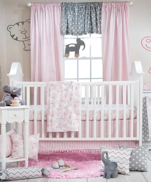 Glenna Jean Girls Baby Bedding