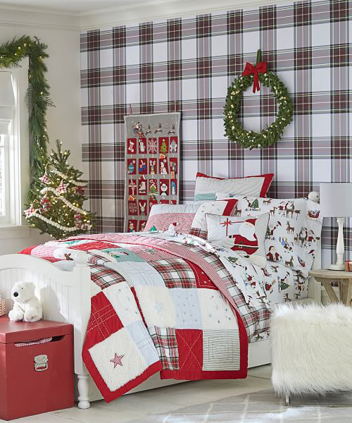 Plaid Flannel Sheets Plaid Duvet Covers Amp Bedding Linens