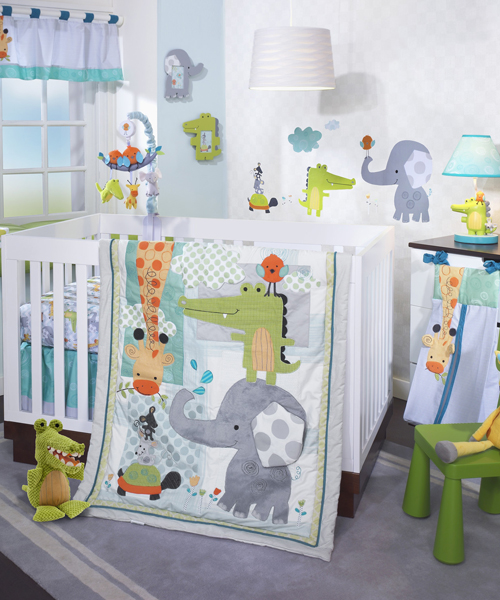 Lambs and Ivy Baby Bedding