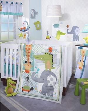 Lambs & Ivy Nursery